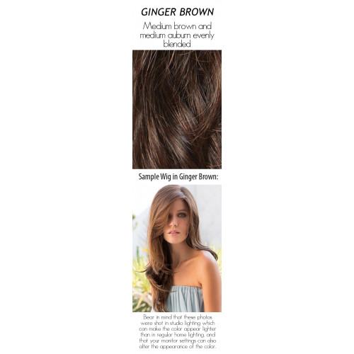 Shades: Ginger Brown
